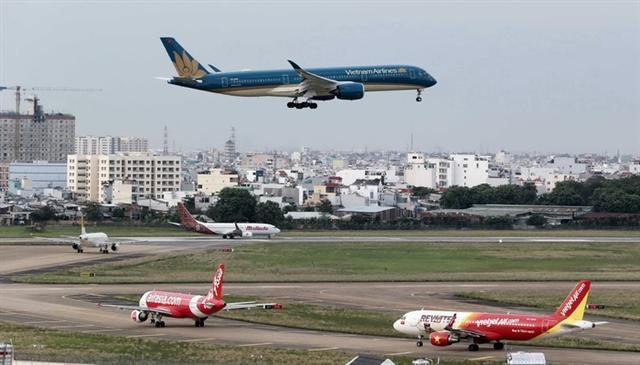 Máy bay chở khách quá 10 năm tuổi không được nhập khẩu vào Việt Nam