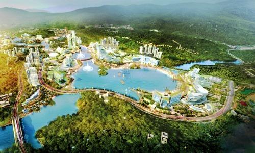 Ван Дон станет центром индустрии развлечений с казино