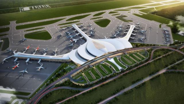 Nghiên cứu vay vốn từ Thuỵ Điển làm sân bay Long Thành