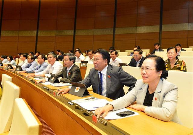 Quốc hội giao quyền cho Chính phủ lựa chọn chủ đầu tư sân bay Long Thành