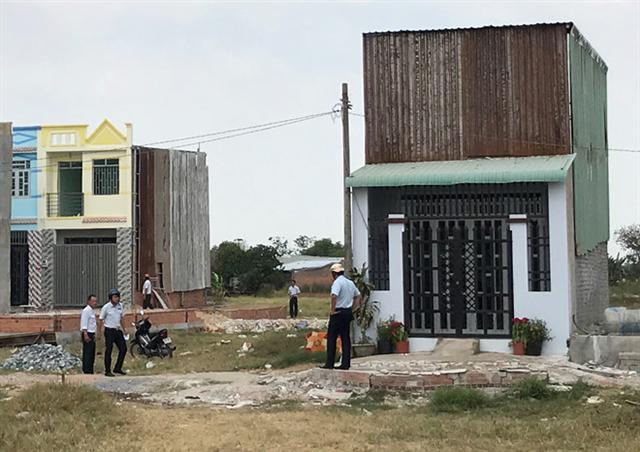 TP.HCM thanh tra toàn diện quản lý đất đai, trật tự xây dựng ở H.Bình Chánh