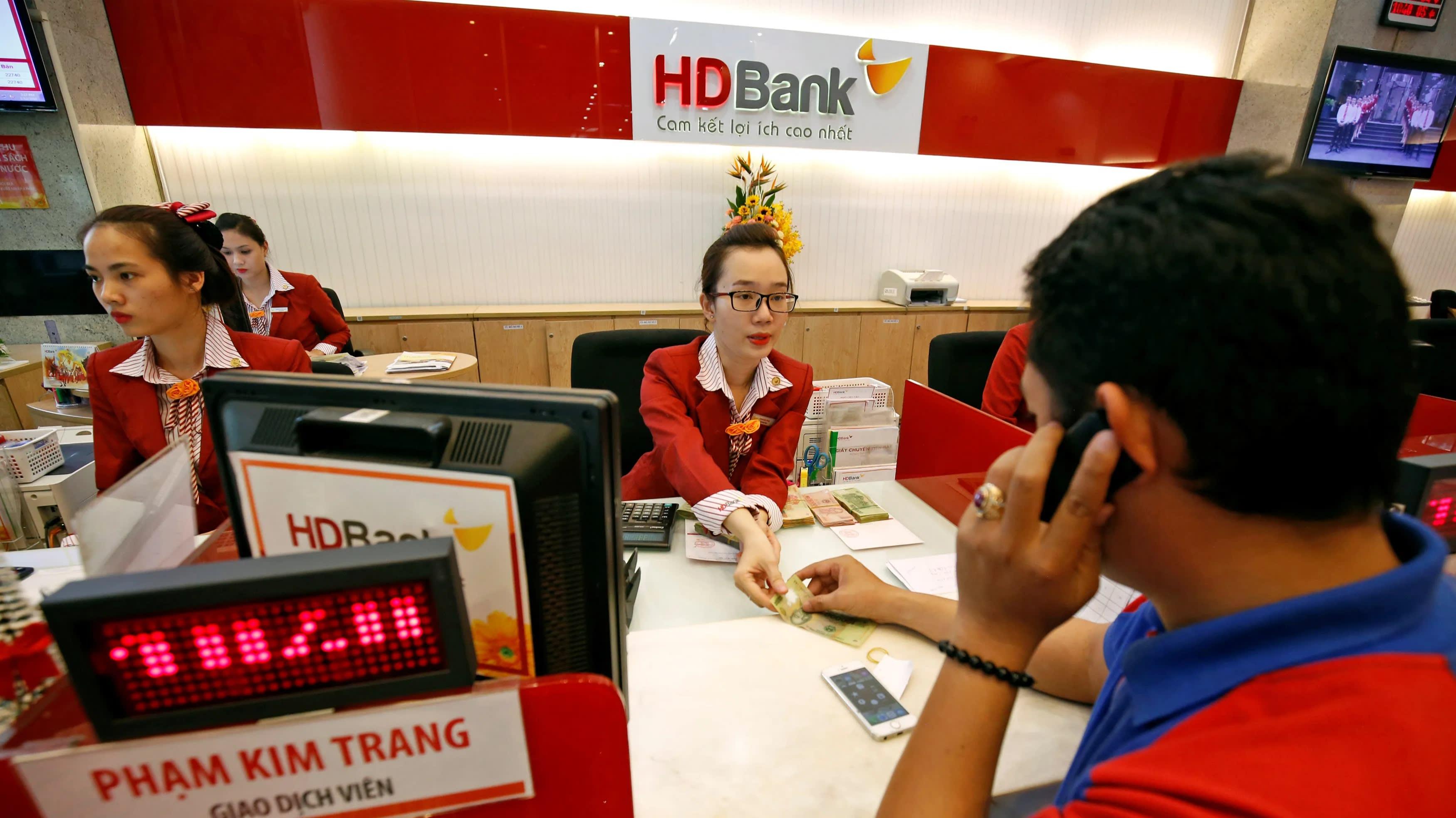 Ngân hàng Hà Lan FMO cân nhắc rót 40 triệu USD vào HDBank