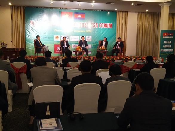 Việt Nam rót vào Campuchia trên 3 tỉ USD, trong tốp 5 nước đầu tư lớn nhất - Ảnh 3.