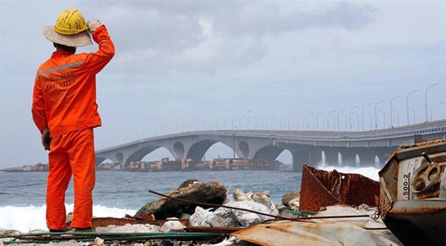 Maldives chật vật với khoản nợ Trung Quốc