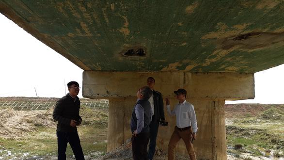 Xuất hiện cầu ở Hà Tĩnh thi công bằng bêtông cốt xốp - Ảnh 3.