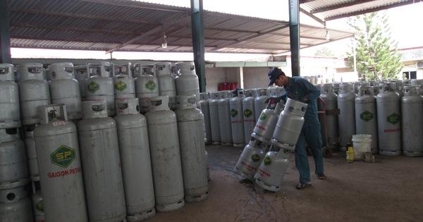 Giá gas tăng sốc ngày đầu năm 2020 - Ảnh 1.