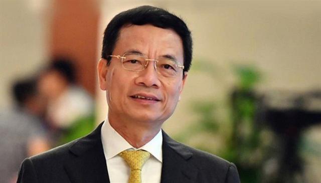 Bộ trưởng Nguyễn Mạnh Hùng: Cố gắng triển khai Mobile Money trong năm 2020