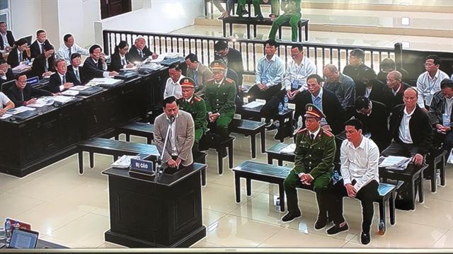 Vũ 'nhôm': 'Tôi không có anh em, bạn bè, cô chú gì với ông Nguyễn Bá Thanh'
