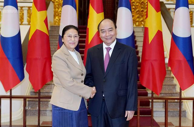 Kim ngạch thương mại Việt Nam - Lào tăng vượt mức kế hoạch