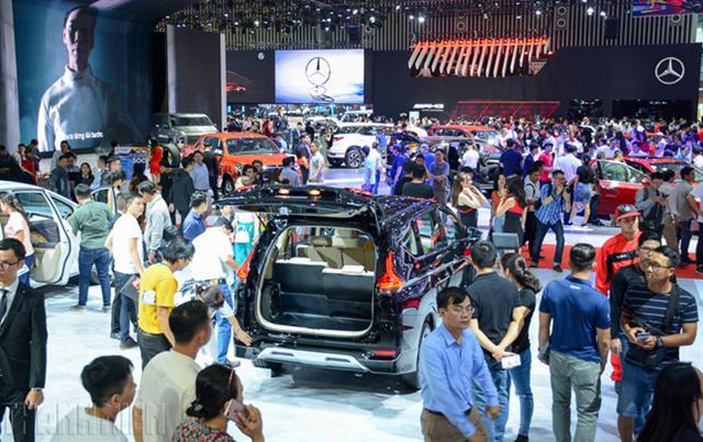 Cuối năm, sức mua ô tô tăng vọt