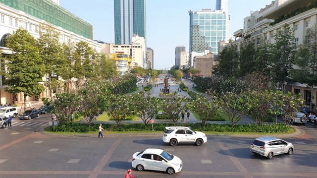 Giá đất TP.HCM 2020 - 2024: Đường Nguyễn Huệ, Lê Lợi có giá 162 triệu đồng/m2