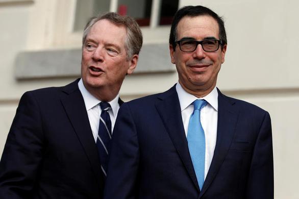 Mỹ và Trung Quốc không có thỏa thuận giảm thuế trong tương lai - Ảnh 1.