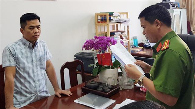 Vì sao chủ đầu tư Khu biệt thự Thanh Bình bị bắt?