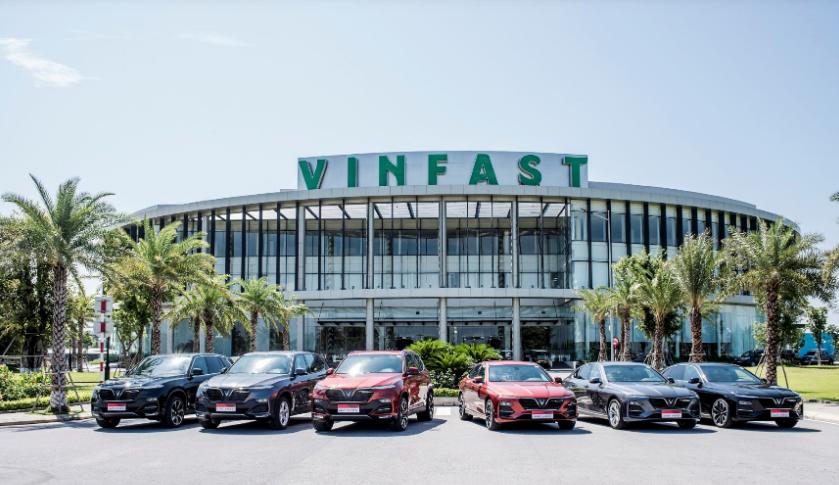 Vinfast bán được 17,000 ô tô trong năm 2019