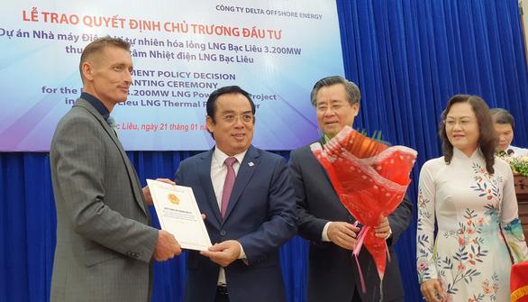 Giáp tết, Bạc Liêu trao chủ trương đầu tư dự án khủng nhất miền Tây - Ảnh 1.