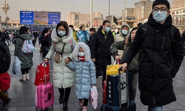 Trung Quốc cảnh báo vi rút viêm phổi lạ 'đột biến', lây qua đường hô hấp
