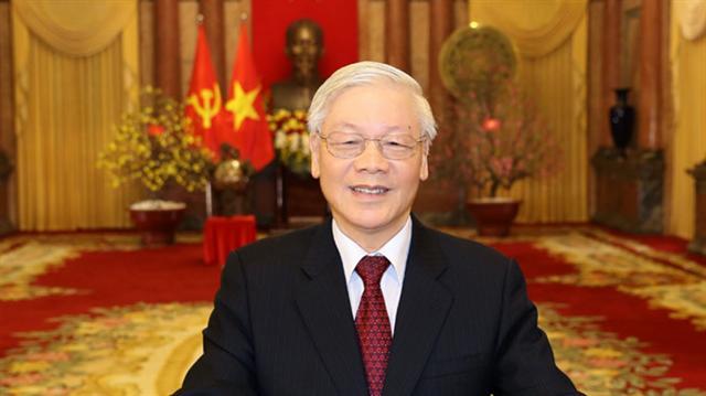 Tổng bí thư, Chủ tịch nước: Tạo đà, động lực phát triển đất nước nhanh, bền vững