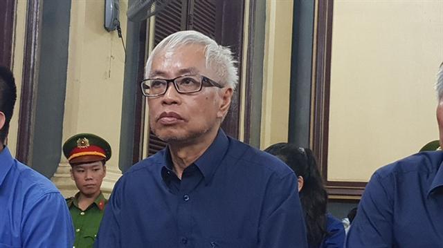 Truy tố Trần Phương Bình trong giai đoạn 2 vụ ngân hàng Đông Á