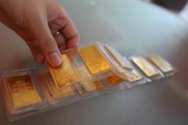 Giá vàng ngày 8.2: Tăng vọt qua mức 44 triệu đồng