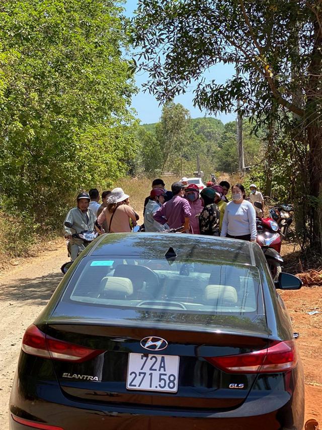 Cảnh báo sốt đất ảo ở xã Bình Ba