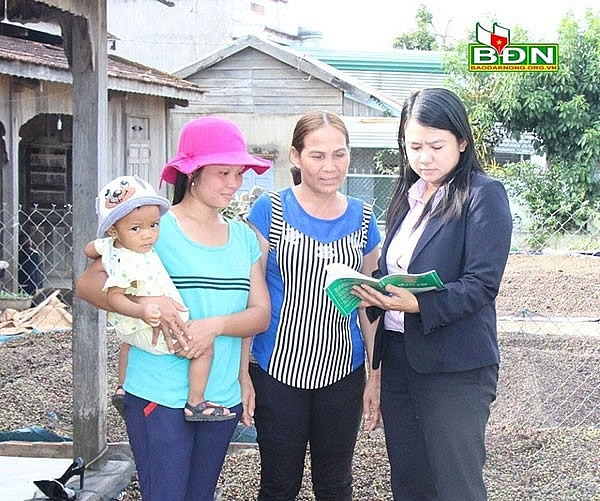 VBSP promotes women's empowerment and gender equality