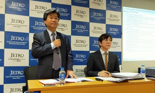 Các doanh nghiệp Nhật Bản muốn mở rộng kinh doanh gì ở Việt Nam? - Ảnh 1.