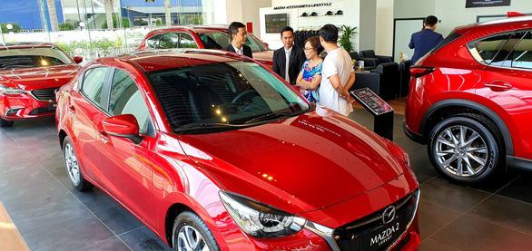 Hệ thống phanh tự động Mazda3 có vấn đề, hãng xe nói gì? - Ảnh 1.