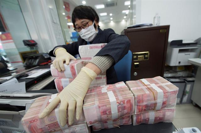 Quảng Châu quyết tiêu hủy tiền dễ bị nhiễm virus Corona mới