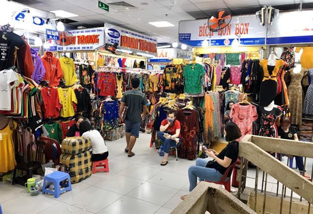 các shop ở an đông plaza