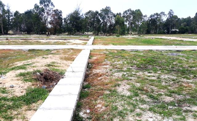 'Vẽ' dự án 'ma' Coco Green Home phân lô bán nền, chủ Công ty Nhất Thành Nam bị khởi tố