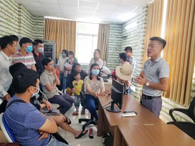 Phó giám đốc Bình Dương City Land Hoàng Anh Vui bị cấm xuất cảnh