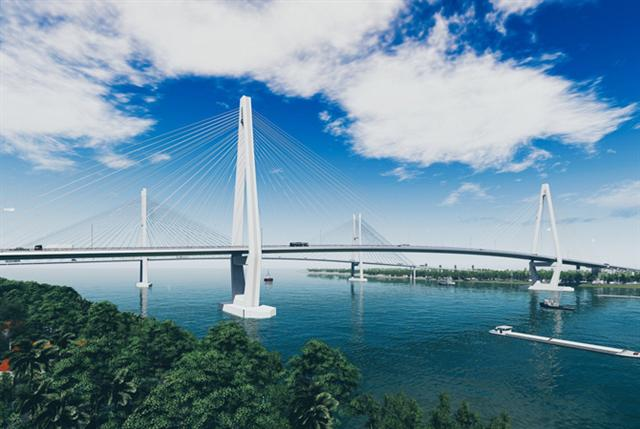 5.000 tỷ đồng xây cầu Mỹ Thuận 2