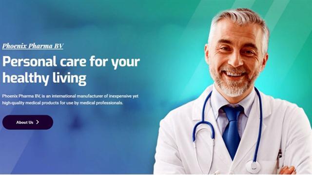 Doanh nghiệp ngoại lừa bán khẩu trang y tế qua internet