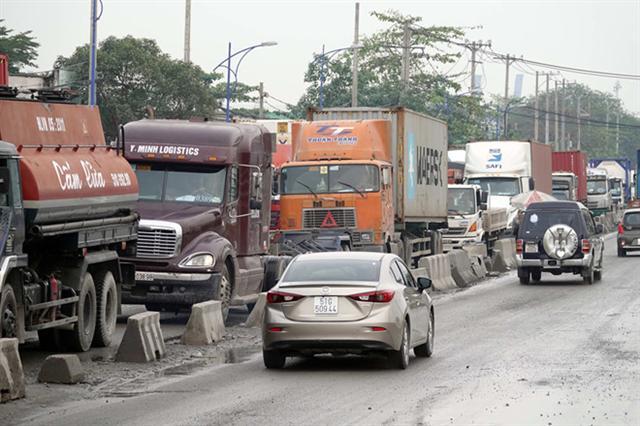 Đường Đồng Văn Cống sắp mở rộng thêm 2 làn xe, xóa kẹt xe cảng Cát Lái