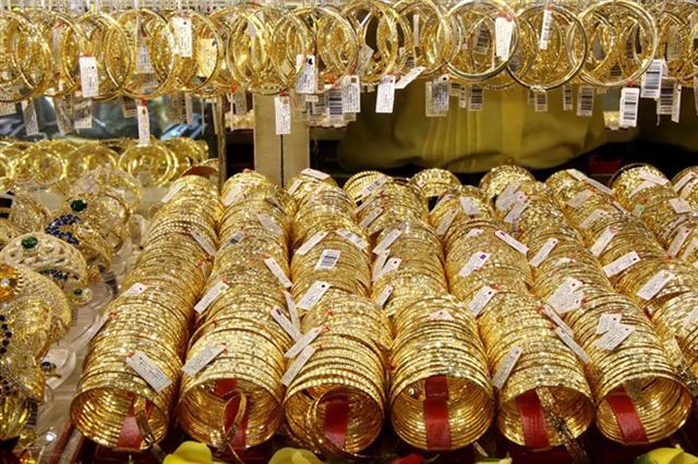 Giá vàng ngày 20.3: trong nước cao hơn thế giới gần 5 triệu đồng