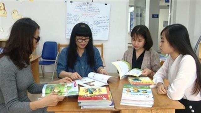 Bộ sách giáo khoa lớp 1 thứ 5 công bố giá bán chính thức, 199.000 đồng/bộ
