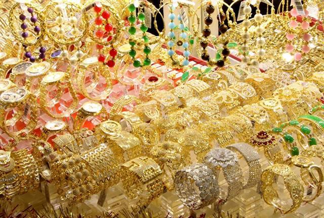 Giá vàng ngày 27.3: tăng trở lại hướng đến mức 48 triệu đồng/lượng