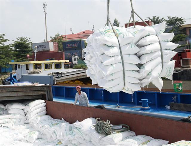 Nông dân hưởng lợi bao nhiêu từ giá xuất khẩu gạo ?
