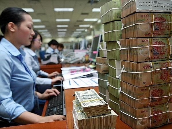 Reference exchange rate up 5 VND on March 31