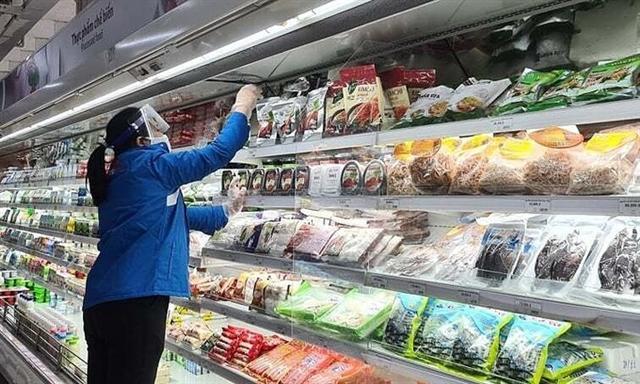 Enough consumer goods to get through social distancing period: officials
