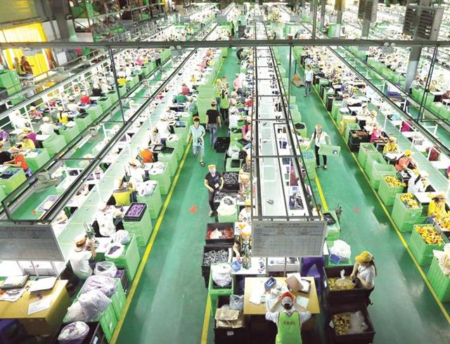 Vietnam's March 2020 PMI drops to record low due to COVID-19