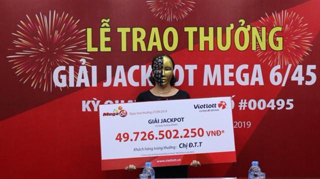 Xổ số 'triệu USD' Vietlott mở thưởng trở lại từ 24.4