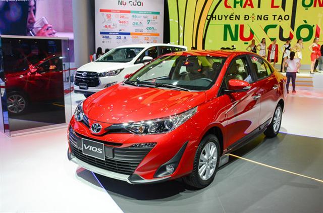 10 ô tô bán chạy nhất Việt Nam tháng 4.2020