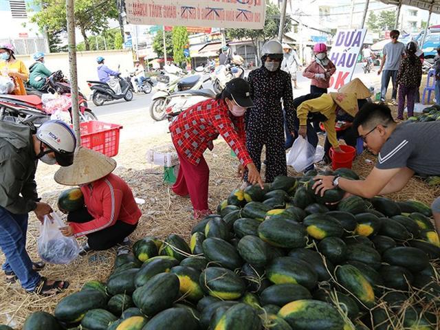 Nông sản Việt mở rộng thị trường ngoài Trung Quốc