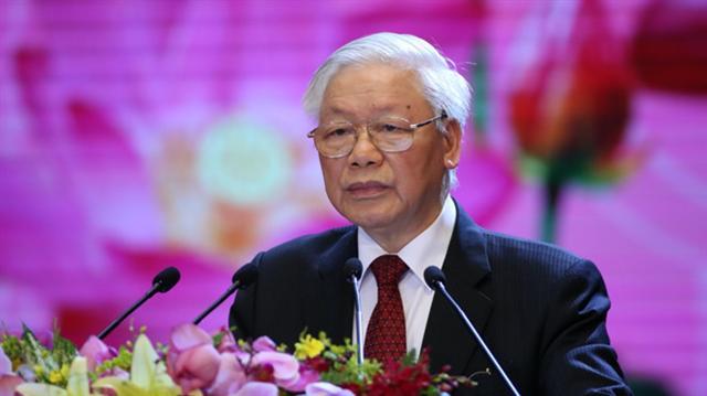 Tổng bí thư, Chủ tịch nước: 'Lợi ích nhóm, tham nhũng là giặc nội xâm vô cùng nguy hiểm'