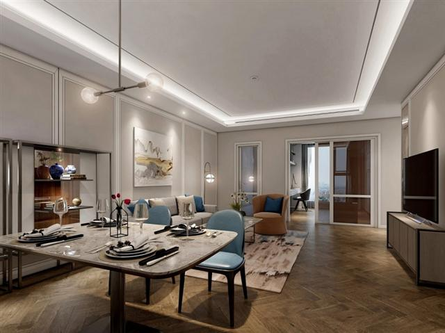 Enjoy private and safe living space at King Palace