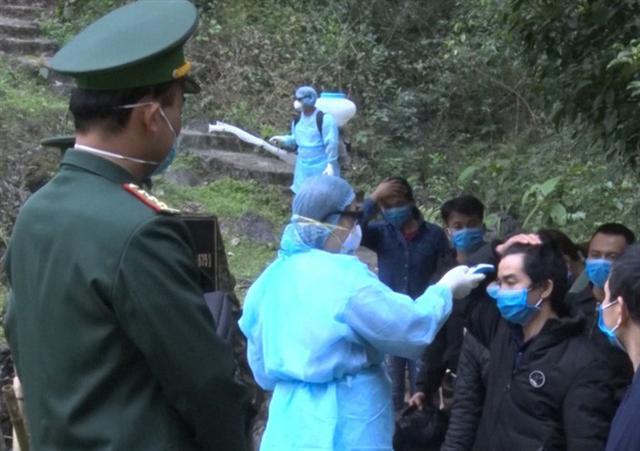 Một người nghi mắc Covid-19 đi đường mòn từ Trung Quốc, đến Nội Bài và Tân Sơn Nhất - Ảnh 1.