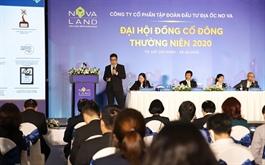 ĐHĐCĐ Novaland: Bàn giao 10 dự án và tăng lãi trong năm 2020