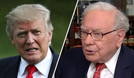 Ông Trump: Warren Buffett đã đúng cả đời, nhưng sai lầm khi bán cổ phiếu hàng không