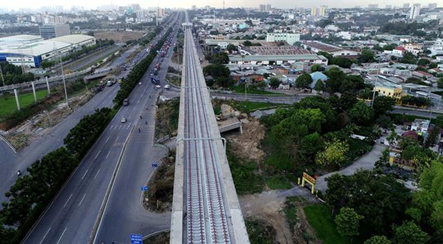 Lời giải duy nhất cho giao thông TP.HCM là metro!